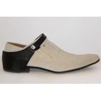 Автопятка из натуральной кожи для мужской обуви