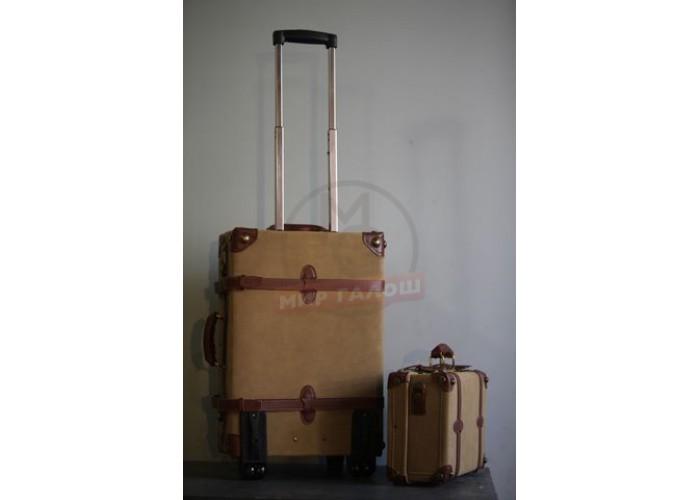 Дорожный чемодан на колесах Suitcase №12