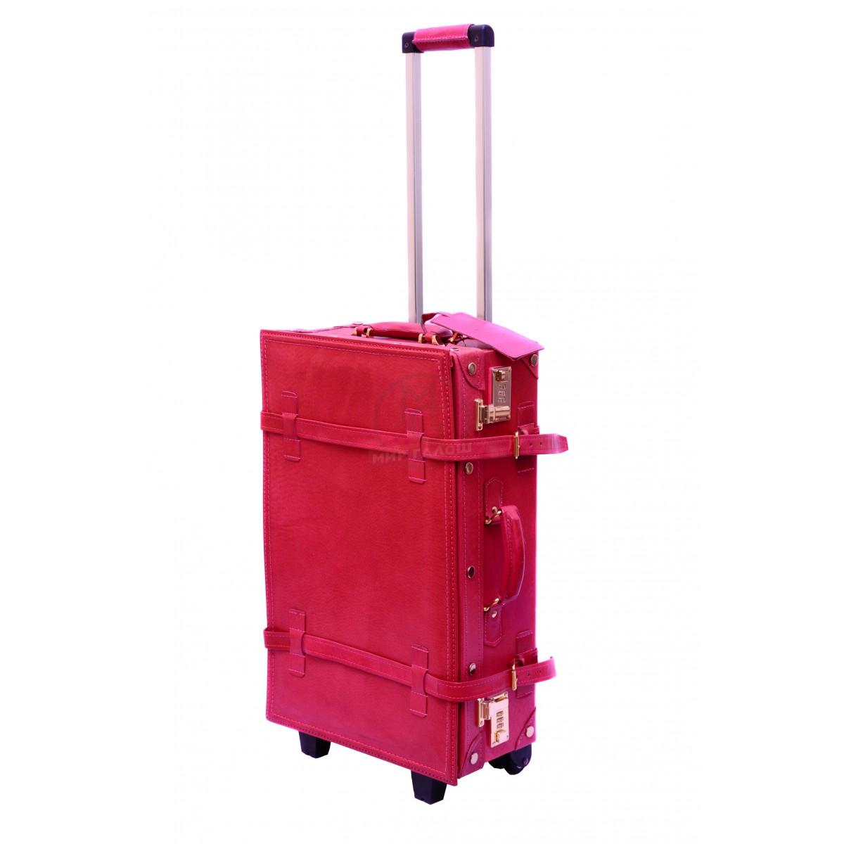 """Дорожный чемодан на колесах Suitcase №10 Размер 19-23"""""""