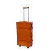 Дорожные чемоданы из натуральной кожи (12)