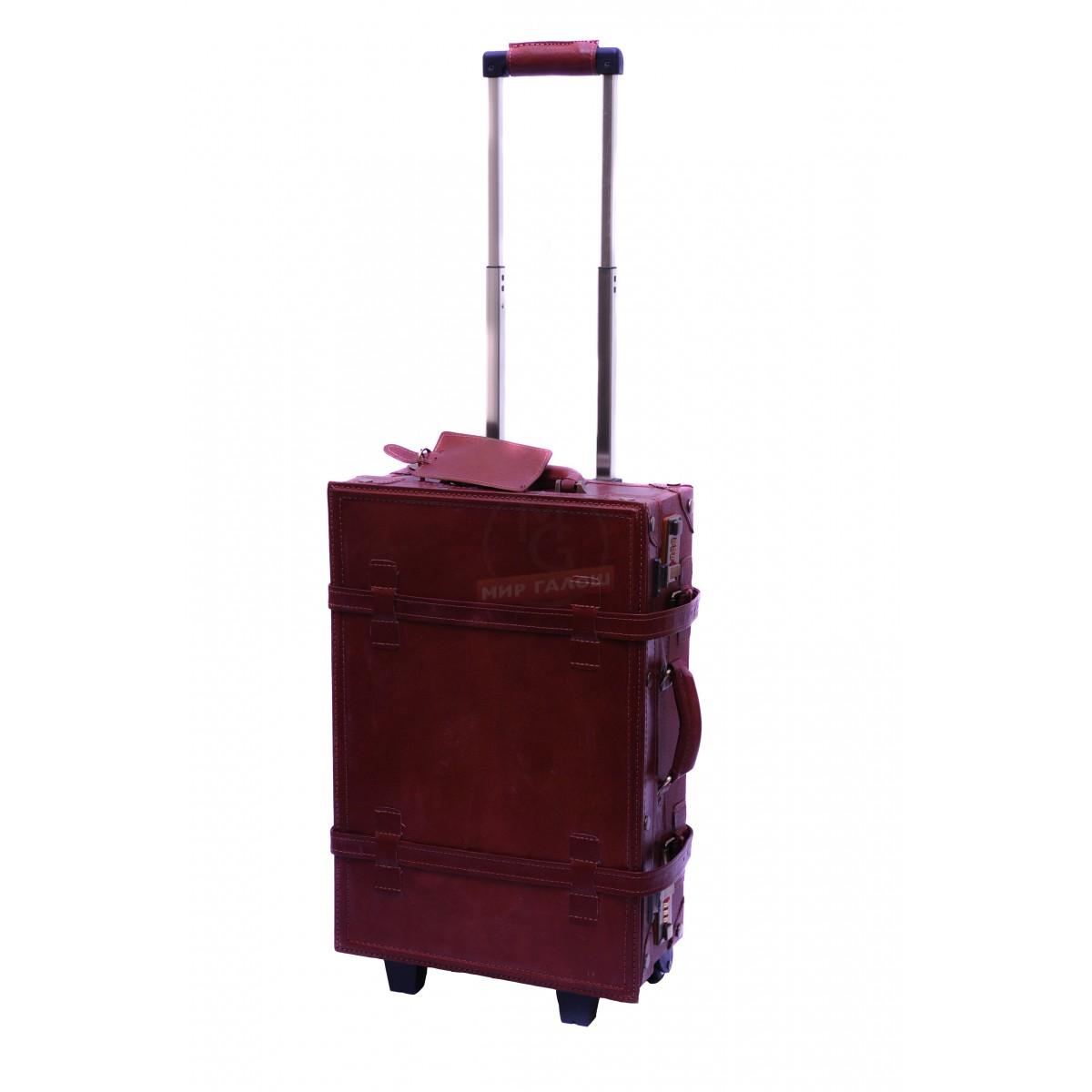 Дорожный чемодан на колесах Suitcase №4