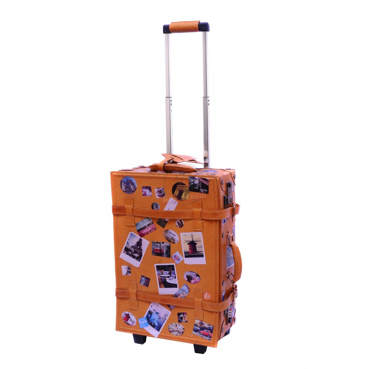 Дорожный чемодан на колесах Suitcase №7