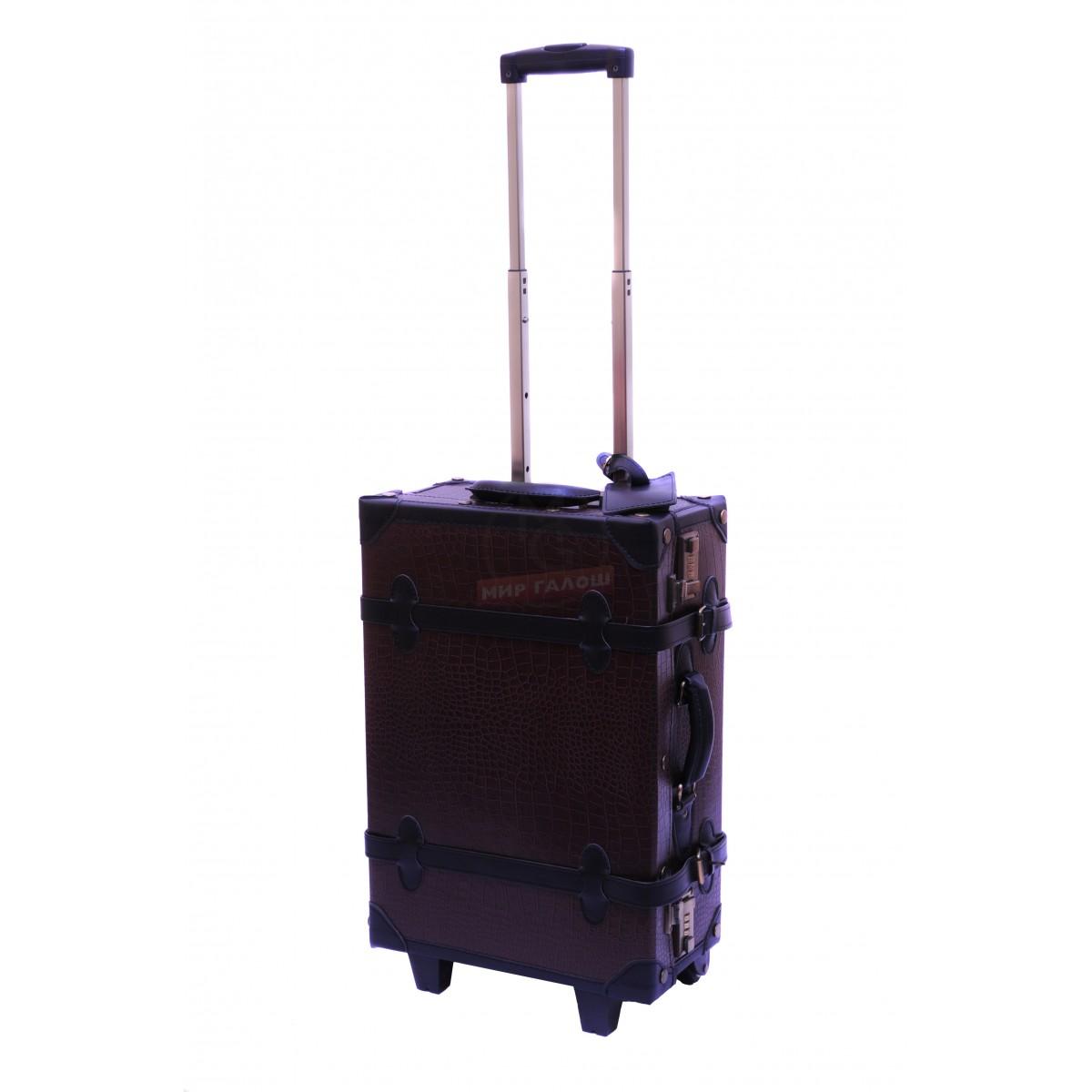 Дорожный чемодан на колесах Suitcase №15