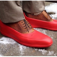 Галоши для обуви незаменимая вещь