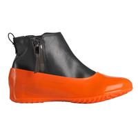 Галоши для обуви без каблука, апельсин